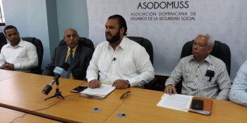 Usuarios de la seguridad social anuncian someterán acción de amparo contra Colegio Médico